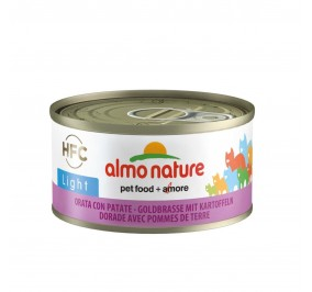 Almo nature gr 70 orata con patate light