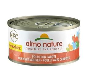 Almo nature gr 70 pollo con carote