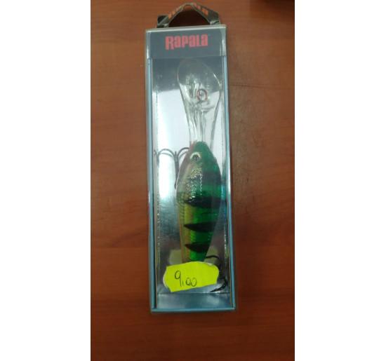 Rapala glass perch