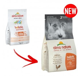 Almo nature holistic mantenimento small pollo gr 400