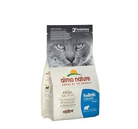 Almo nature holistic sterilised salmone kg 2