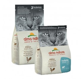 Almo nature holistic urinary help pollo kg 2