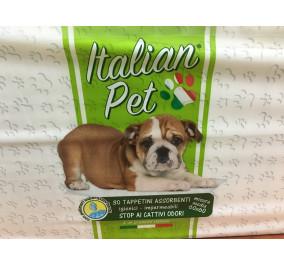 Italian pet tappetini assorbenti per animali 60*60 pz 30
