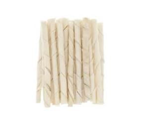 Ferribiela cicche bianche arrotolate confezione da 20 pezzi 60 gr diametro 9mm* 12 cm