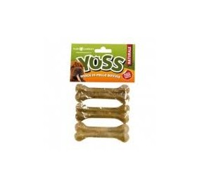 Yoss osso pelle di bovino cm 10