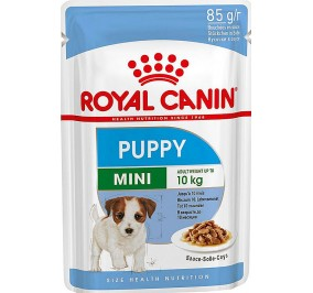 Royal canin mini puppy gr 85