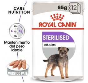 Royal canin sterilised gr 85
