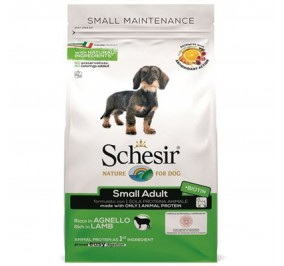 Schesir small adult agnello kg 2