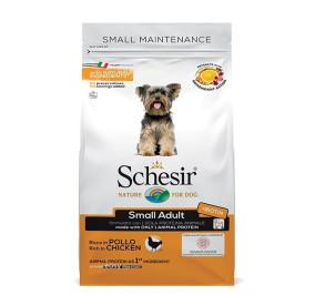Schesir small adult pollo kg 2