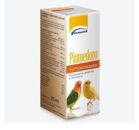Formevet piume d'oro tutto vitamine 25 ml