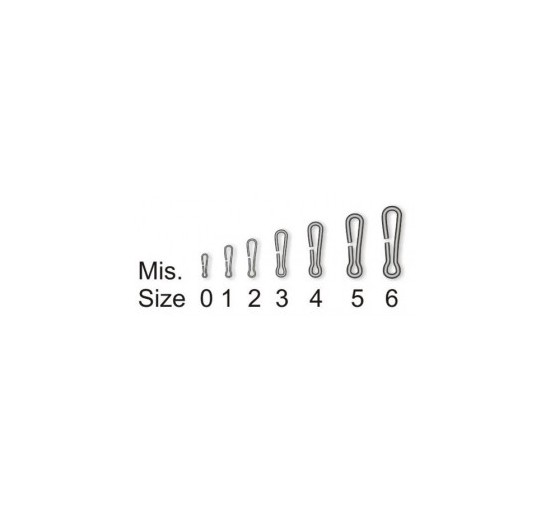 Stonfo microgancio mis 1
