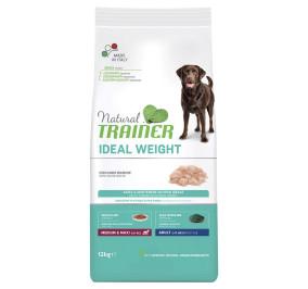 Natural trainer ideal weight medium kg 3