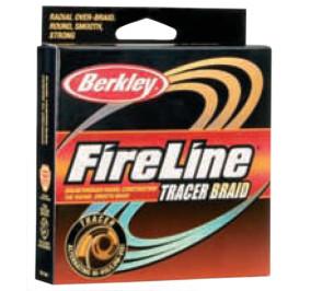 Berkley fire line tracer braid mt 270 diametro 0,45