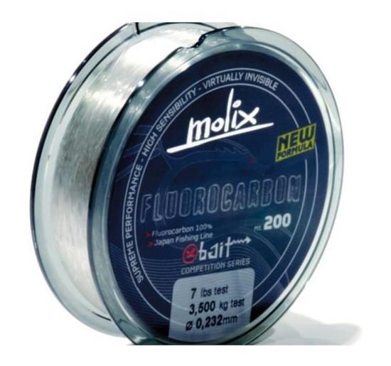 Molix x bait fluorocarbon mt 100 diametro 0,411