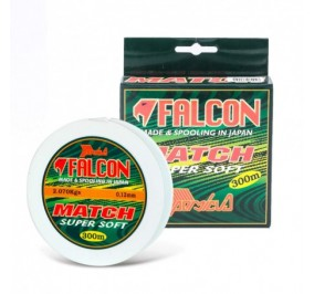 Falcon match super soft mt 300 diametro 0,12