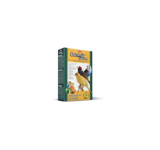 Padovan ovomix gold giallo gr 300