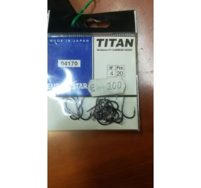 Titan serie 04170 numero 4