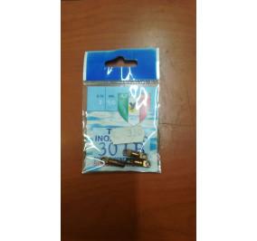 Azzurro tonno inox sampo msura 1/0 pz 3