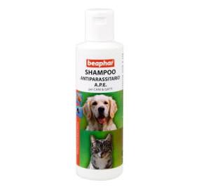 Beaphar shampoo antiparassitario per cani e gatti 200 ml