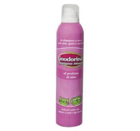 Inodorina shampoo mousse aloe 300 ml