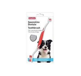 Beaphar spazzolino dentale per cani di tutte le taglie