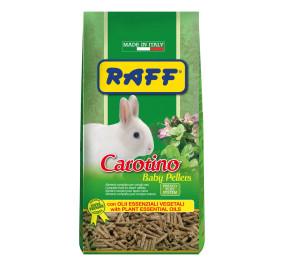 Raff carotino baby pellett 900 gr