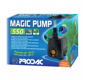 Prodac magic pump 550