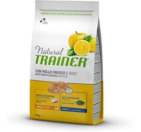 Natural trainer small e toy pollo fresco kg 7