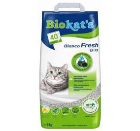 Gimborn biokat's bianco fresh extra 8 kg