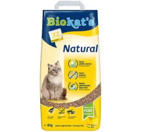 Gimborn biokat's new natural kg 10