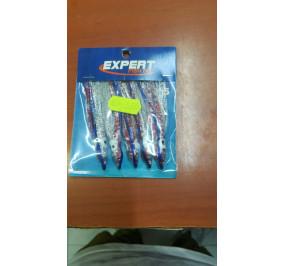 Expert octopus paiettati NWX cm 7,5