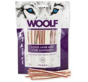 Woolf sandwich di agnello e merluzzo gr 100