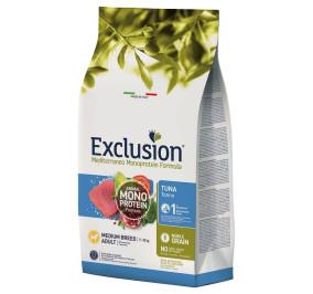 Exclusion monoproteico adult small tonno kg 2