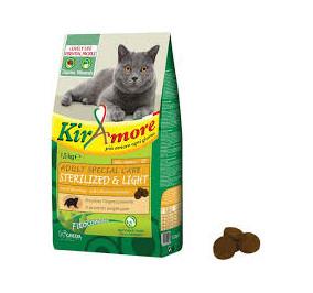 Gheda kira amore gatto sterilized e light kg 1,5