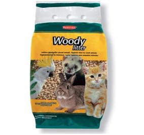 Padovan woody litter 10 lt