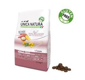 Gheda unica natura maxi anatra, riso e patate kg 12