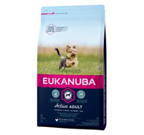Eukanuba toy breed ricco di pollo kg 2