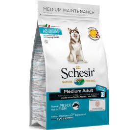 Schesir medium adult pesce kg 3