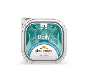 Almo nature daily con merluzzo e fagiolini gr 300