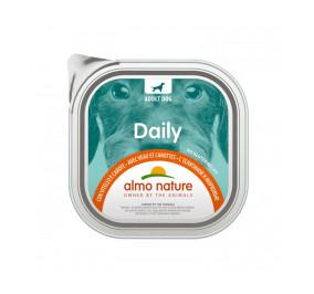 Almo nature daily con vitello e carote gr 300