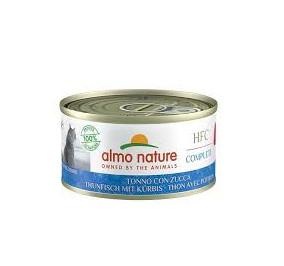 Almo nature HFC complete tonno con zucca gr 70