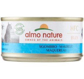 Almo nature HFC jelly sgombro gr 70