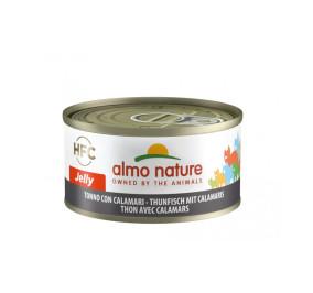 Almo nature HFC jelly tonno con calamari gr 70