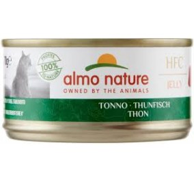Almo nature HFC jelly tonno gr 70