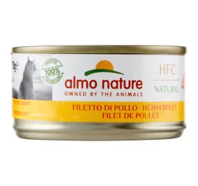 Almo nature HFC natural filetto di pollo gr 70