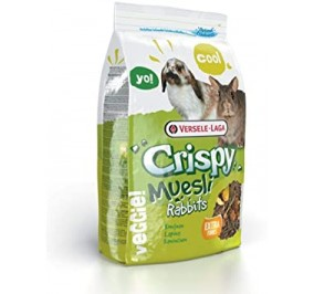 Versele laga crispy muesli coniglietti kg 1