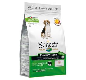 Schesir medium adult agnello kg 12