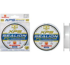 Trabucco xps sealion fluorocarbon coated metri 250 diametro 0,35