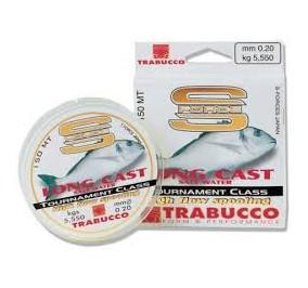 Trabucco s force long cast mt 300 diametro 0,25