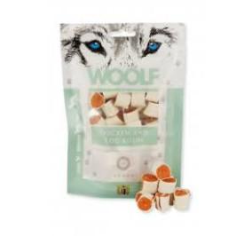 Woolf snack per cani sushi di pollo e merluzzo gr 100